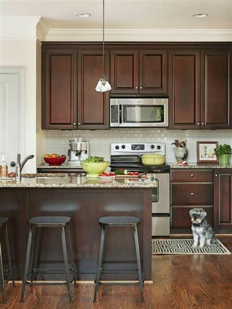 repeindre ses meubles de cuisine en bois repeindre une cuisine en bois foncé wraste com