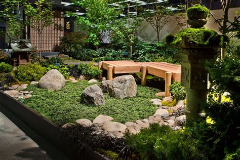 Japanese Garden Designs In Traditional Styles
