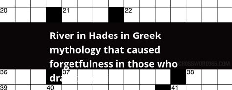 foto de River in Hades in Greek mythology that caused