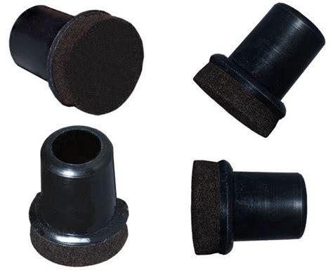Rohrstopfen Filz Rund Für Stahlrohrgestelle