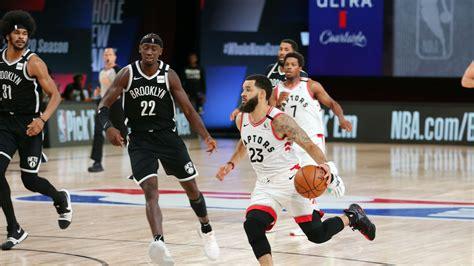 NBA Playoffs 2020: Fred VanVleet leads Toronto Raptors to ...