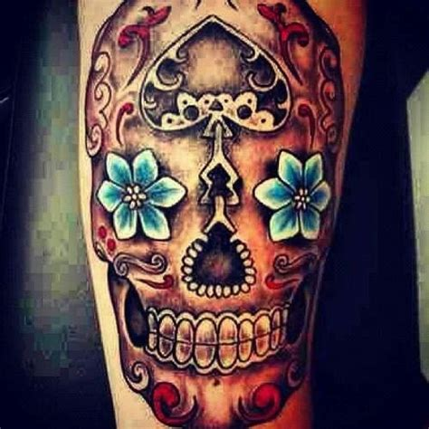 Best Images About Sugar Skull Tattoos Pinterest