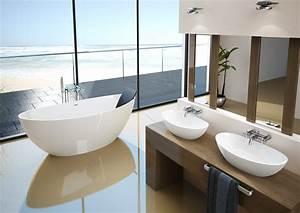 Freistehende Badewanne An Der Wand : hoesch badewannen badewanne namur ~ Bigdaddyawards.com Haus und Dekorationen