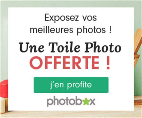 photobox frais de port gratuit photobox 1 232 re photo sur toile 20 x 30 cm gratuite ou 19 95 euros d 233 duits sur les formats plus