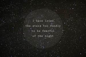 Night Sky Quotes. QuotesGram