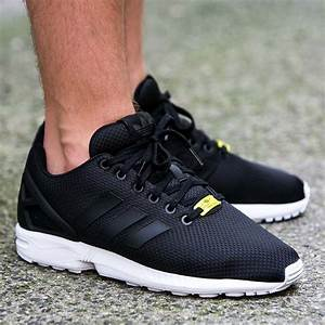 "Buty adidas ZX Flux Base Pack ""Core Black"" (M19840) M19840 Sklep Worldbox pl"