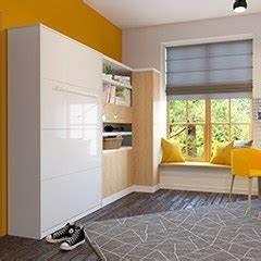 Jugendzimmer Mit Klappbett : schrankbett 120 x 200 cm g nstig kaufen bs moebel ~ Sanjose-hotels-ca.com Haus und Dekorationen