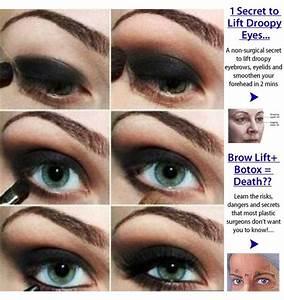 Droopy Eye Makeup | www.pixshark.com - Images Galleries ...