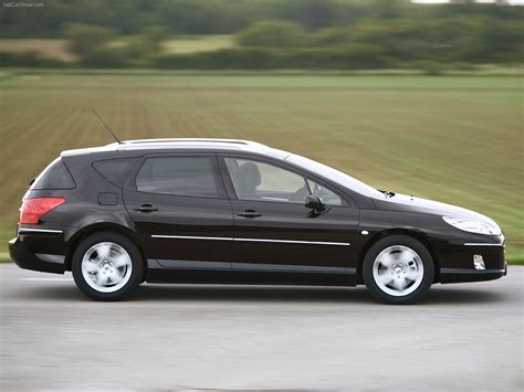 Peugeot 407 Sw Photos Photogallery With 15 Pics