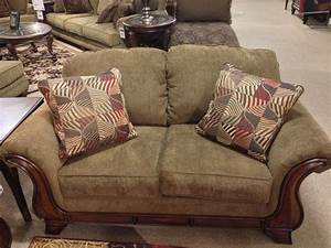 Ashley Montgomery Sofa Montgomery Mocha Living Room Set