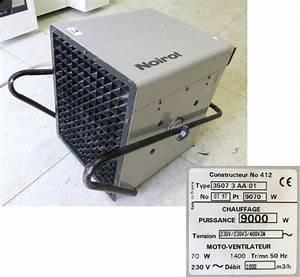 Radiateur Electrique Meilleur Marque : radiateur de chantier electrique de marque noirot modele ~ Premium-room.com Idées de Décoration