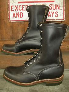 197039s deadstock chippewa work boots sz 105e rock a With 5e work boots