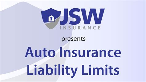Xinsurance looks at each risk, individually, to provide the most thorough coverage. Auto Insurance Liability Limits - YouTube