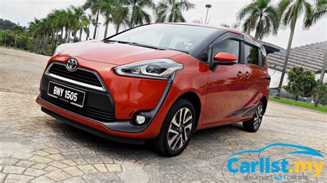 Review Toyota Sienta by Review 2016 Toyota Sienta 1 5v Let There Be Excitement