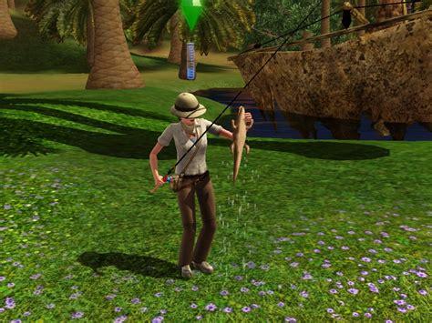 fishing  sims wiki