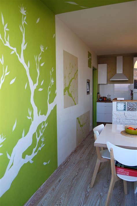 peindre mur chambre cuisine design dessin sur mur atelier mur 39 mur 06 69 62