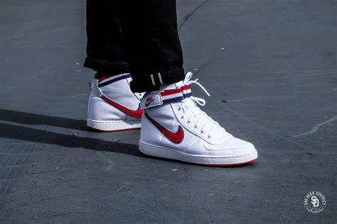 Nike Vandal High Supreme by Nike Vandal High Supreme White Royal Blue
