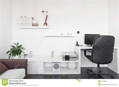 bureau ordinateur moderne salle de séjour moderne avec le bureau d 39 ordinateur