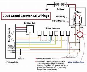 34 2003 Dodge Caravan Pcm Wiring Diagram