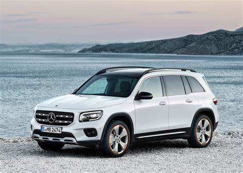 middle east bound  mercedes benz glb class revealed