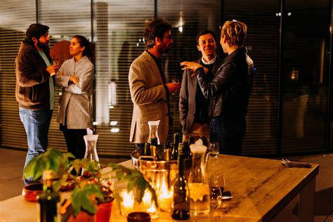 The Dreaded Cocktail Party  Conversations Worth Having