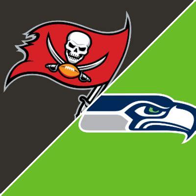 buccaneers  seahawks game summary november