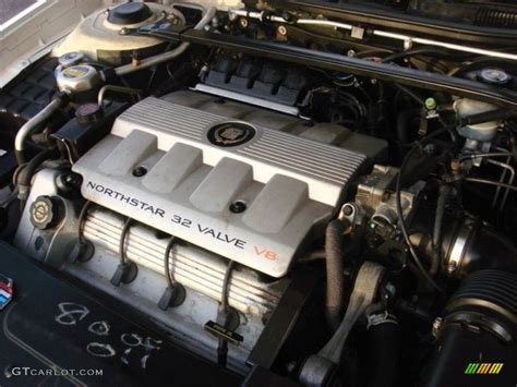 Cadillac Deville Sedan Liter Dohc Valve