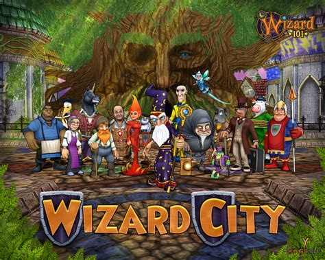 Best Games and Gamers: (PC) Wizard 101