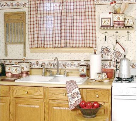 french country kitchen curtain memes