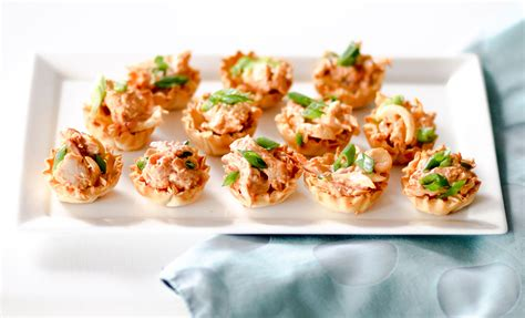 canapé simple spicy chicken canapés diverse dinners