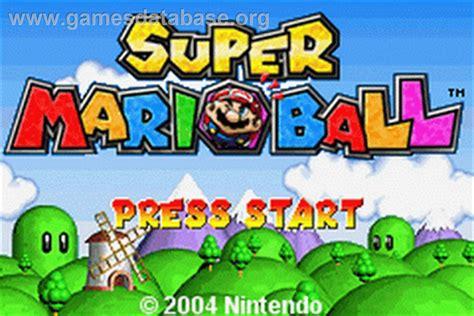 Super Mario Bros 3 Nintendo Game Boy Advance Games