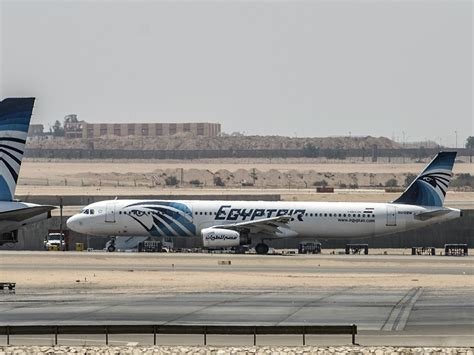 bureau egyptair report says smoke was detected in egyptair plane before