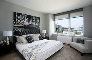 Schlafzimmer Grün Grau : schlafzimmer grau 88 schlafzimmer mit deutlicher pr senz von grau ~ Markanthonyermac.com Haus und Dekorationen