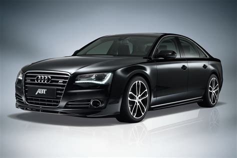 Abt Sportsline Tunes New Audi A8 » Autoguide.com News