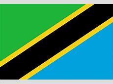 Tanzania Flag printable flags