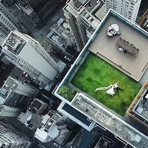 After Accidentally Shooting These Newlyweds On The Rooftop ...