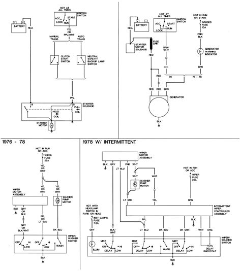What The Wiring Pattern For Corvette From