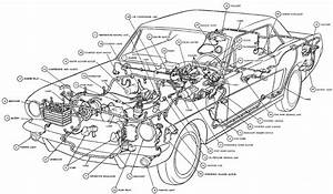 Drag Car Diagrams