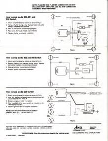 Turn Signal Stat 900 Wiring Diagram