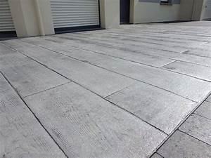 terrasse beton imprime prix nos conseils With prix beton pour terrasse