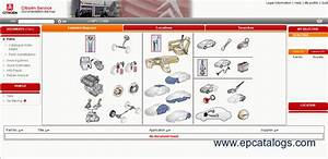 Citroen Spare Parts Catalog Book Repair Manual