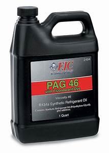 Ac Compressor Oil
