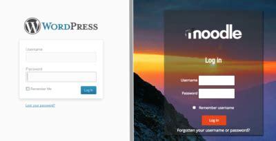 build  custom wordpress login page   easy steps