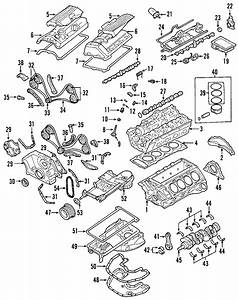 2008 Bmw X3 Engine Parts Variable Valve Timing