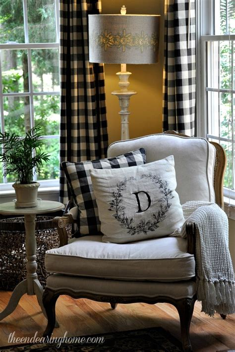 black and white checkered valance charming ideas country decorating ideas