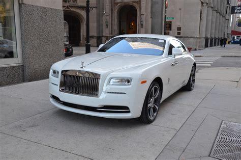 Rolls Royce Wraith Interior Image 52