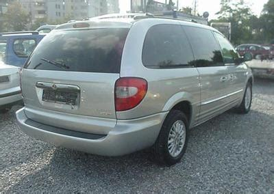 auto air conditioning service 2001 chrysler voyager seat position control chrysler grand voyager minivan mpv 2001 2004 reviews technical data prices