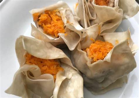 Pembaca detikfood novita sari, sering membuat dimsum sendiri. Resep Dimsum Ayam & Udang oleh WA - Cookpad