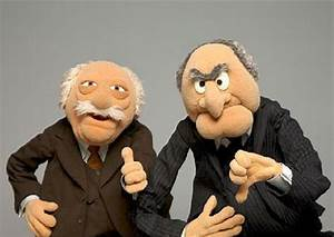 Grumpy Old Men on Pinterest | Statler And Waldorf, The ...