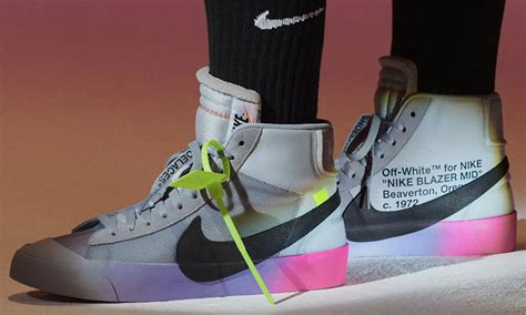 white  nike blazer mid queen official release
